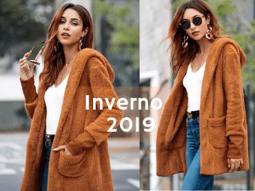 Modelos de casacos para o inverno de 2019